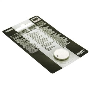 Cat Eye Pt Battery Lithium CR2032 Silver/One Size