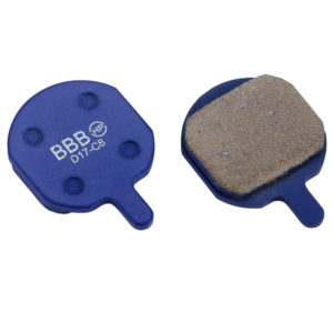 BBB 'DISCSTOP' PADS ORGANIC (Hayes Sole)